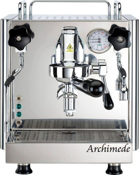 Archimede coffee machine